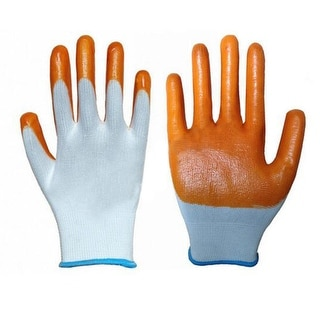 Work Universal Protection Nyron PVC Gloves