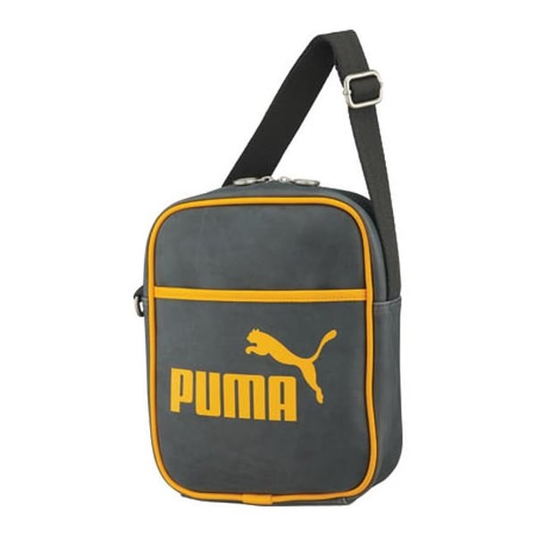 165470638f Shop PUMA Heritage Portable Gray/Yellow - us one size (size none) - Free  Shipping On Orders Over $45 - Overstock.com - 11818042
