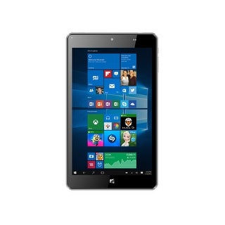 "Manufacturer Refurbished - NuVision TM800W560L 8"" Full HD Tablet Intel Z3735F 1.33GHz 2GB 32GB W10"