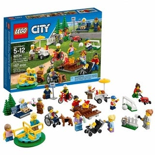 LEGO(R) City Fun In The Park - City People Pack (60134)