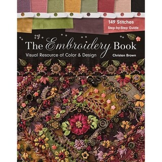 C & T Publishing-The Embroidery Book