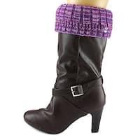 Bearpaw Women's Knit Cuff Boot Toppers