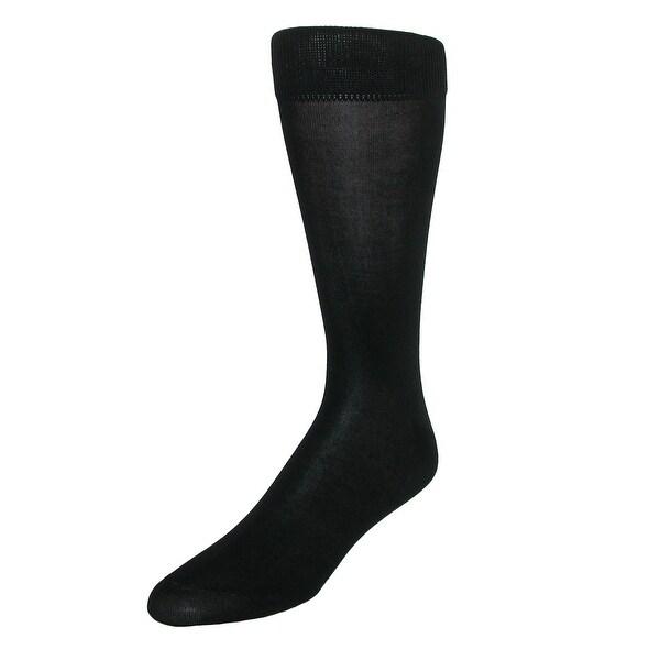 Vannucci Men's Pima Cotton Dress Sock