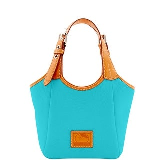 Dooney & Bourke Patterson Leather Small Penelope (Introduced by Dooney & Bourke at $228 in Dec 2016) - calypso
