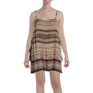 Guess Womens Keira Romper Knit V-Neck (3 options available)