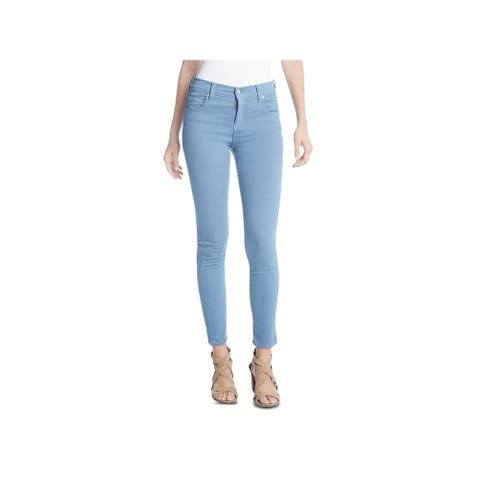Karen Kane Womens Zuma Jeans Cropped Skinny