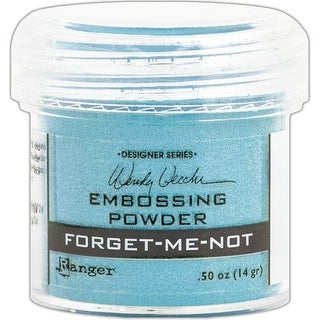 Forget-Me-Not - Wendy Vecchi Embossing Powder .63Oz