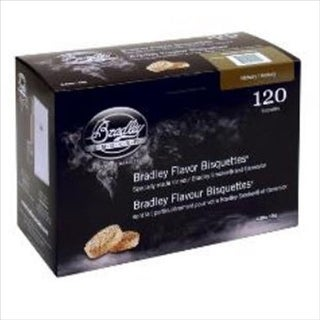 Bradley Technologies 150122 Hickory Bisquettes - 120 Pack