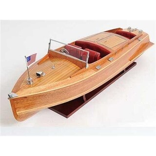 Old Modern Handicrafts B033 Chris Craft Runabout