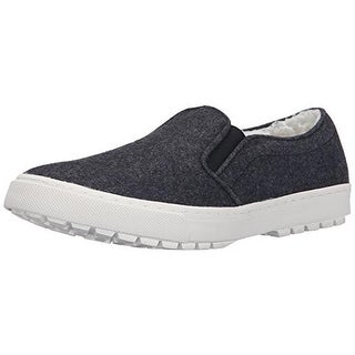 Roxy Womens Juno Lined Slip On Casual Shoes