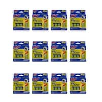 Pic Fr10B Fly Ribbon Bug & Insect Catcher (12 Packs Of 10)