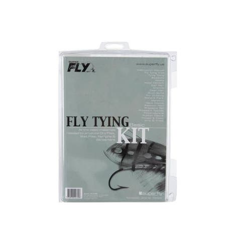 Superfly kit-02 fly tying kit-basic