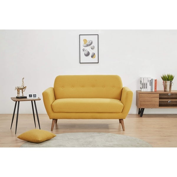 Carson Carrington Maglo Upholstered Loveseat Sofa. Opens flyout.