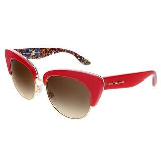 Dolce&Gabbana DG4277 Cateye Sunglasses
