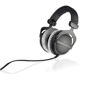 Link to beyerdynamic DT 770 PRO 250 Ohm Over-Ear Studio Headphones - Black Similar Items in Headphones