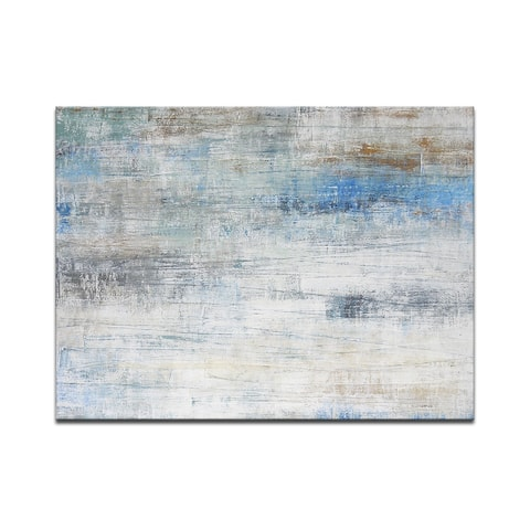 'Sandy Shores' Wrapped Canvas Wall Art by Norman Wyatt Jr.