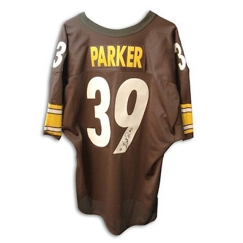 sale retailer ddc31 c33ef Autographed Willie Parker Steelers Jersey