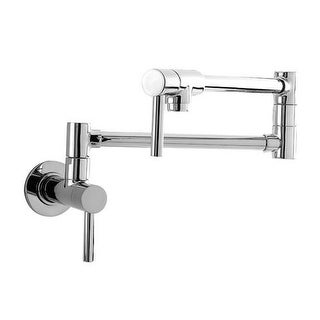 Newport Brass 9485 East Linear Double Handle Wall Mounted Pot Filler Faucet