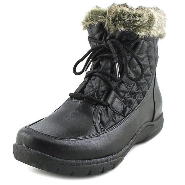 Kim Rogers Kam Women Black Snow Boots