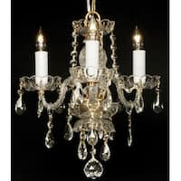 Crystal Chandelier Lighting Light Fixture