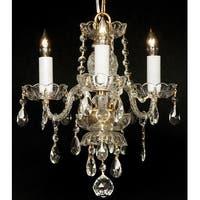 Crystal Chandelier Lighting Light Fixture