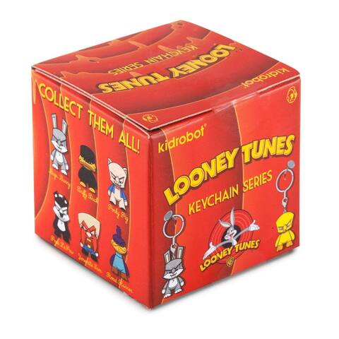 "Looney Tunes Blind Box 1.5"" Mini Figure Keychain - multi"