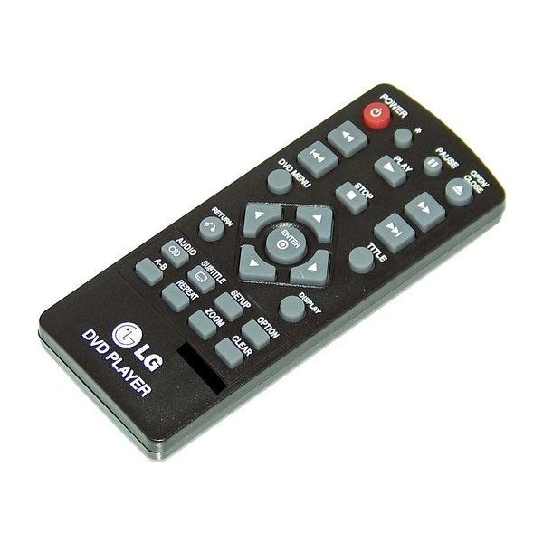 OEM LG Remote Control Originally Shipped With: DP132, DP132NU