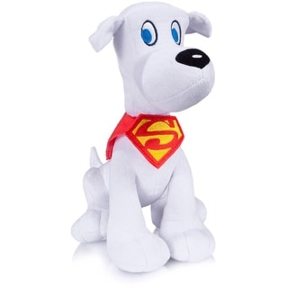 "DC Comics Krypto 6"" Plush Toy SDCC 2015 Exclusive"