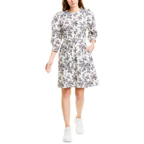 Jason Wu Printed Shift Dress