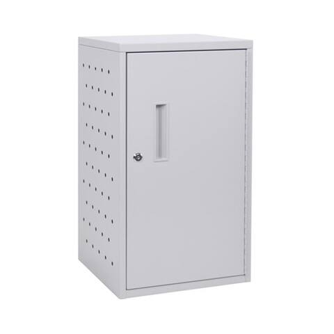 Luxor LLTMWV16-G 16 Tablet Vertical Wall & Desk Charging Box