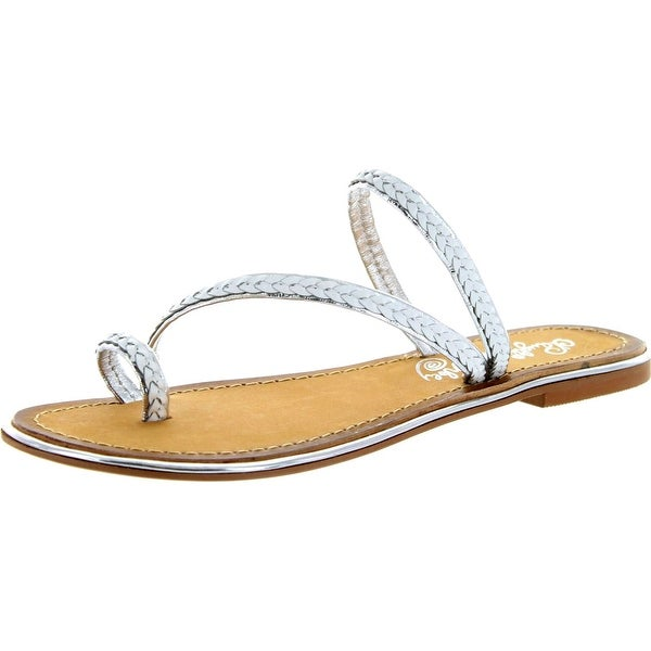 Naughty Monkey Womens For Keeps Sandals