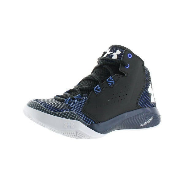 43c6c09782a4 Shop Under Armour Womens Torch Fade Basketball Shoes Mesh Charged ...