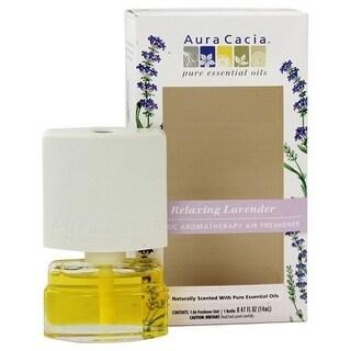 Aura Cacia Air Fresh Elect Lavender .47-ounce