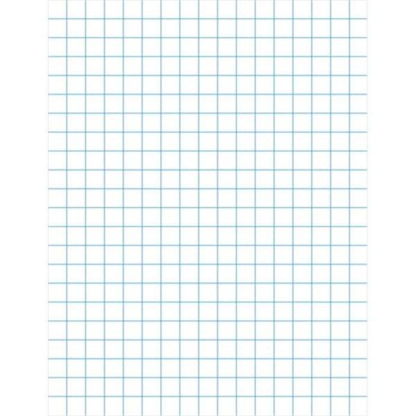 shop graph paper with chipboard back 0 1 in ruling white free