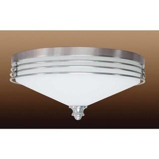 Volume Lighting V6953 Avila 3 Light Flush Mount Ceiling Fixture