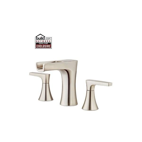 Shop Pfister LG49MF1 Kelen Widespread Bathroom Faucet with Waterfall ...