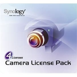 Synology Accessory CLP4 Camera License Pack (x4) Retail