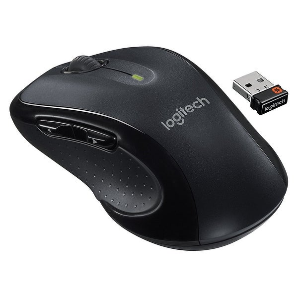 Logitech 910-001822 Wireless Mouse M510, Full-Size, Laser-Grade Tracking