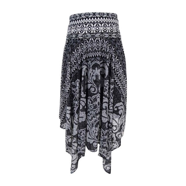 INC International Concepts Women's Printed Convertible Skirt