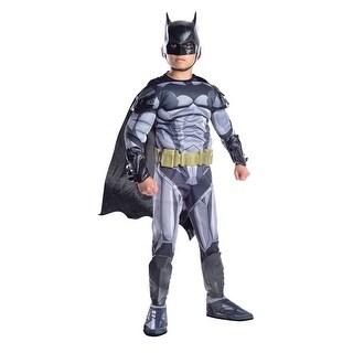 Boys Ultimate Batman Premium Armored Halloween Costume