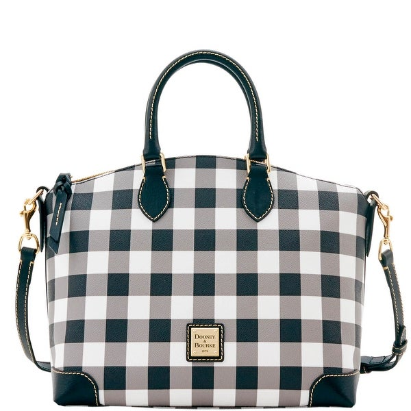 Dooney & Bourke Tucker Satchel (Introduced by Dooney & Bourke at $228 in Jul 2016) - Black