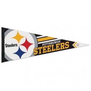 Pittsburgh Steelers Pennant 12x30 Premium Style