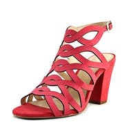 Vince Camuto Norla Open Toe Suede Sandals