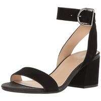 Franco Sarto Womens marcy Open Toe Casual Ankle Strap Sandals