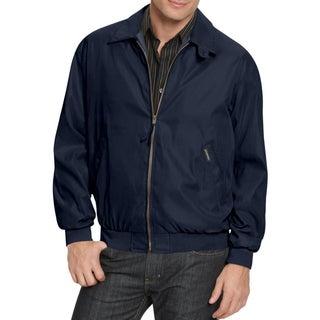 Weatherproof Mens Jacket Microfiber Waterproof