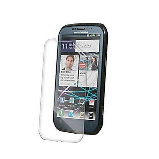 Wrapsol Ultra Screen Protector for Motorola Photon 4G (Screen-Only)