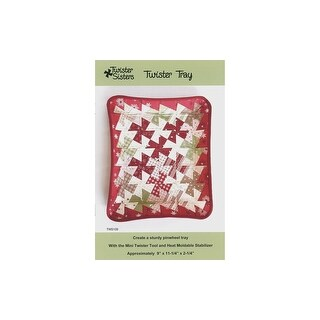 Twister Sisters Twister Tray Ptrn