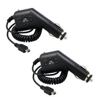 Pack of 2 - Tom Tom USB Car Charger Adapter GO 950 940 750 740 550 540 LIVE XXL
