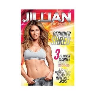 Jillian Michaels Beginner Shred Dvd Nla