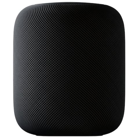 Apple Homepod Bluetooth Speaker 4QHV2LL/A (No Warranty Included) - (Certified Refurbished)
